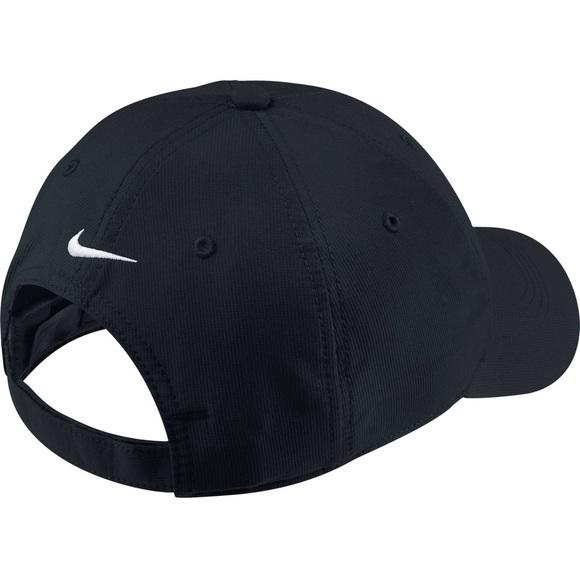 Women s Nike Golf Black Baseball Hat Swoosh Sign. M 5ae12f1d33162729e22100a5 a5abae677a